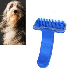 Idepet chien Supprimer Brosse à cheveux peigne propre Délestage chien Tondeuse Brosse Attachment Cat Clean Toilettage offre fourrure confort de xhhair