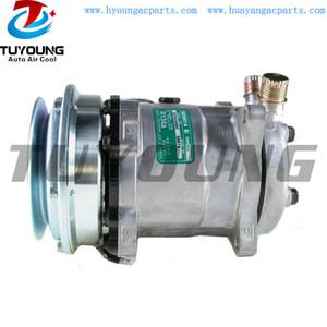 Sanden SD5H14 S6674 3074012480 12V Fahrzeug-Klimaanlagen-Kompressor