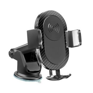 Support de sortie voiture support téléphone mobile voiture chargeur sans fil universel cadre de navigation multi-fonctionnelle S112