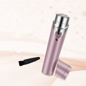 Mini-elektrischer Körper Gesichtsbehandlung Haarentferner Rasierer-Enthaarer Mode Bikini-Körper-Gesichts-Nacken-Beinhaarentfernungs-Tool DDA3052