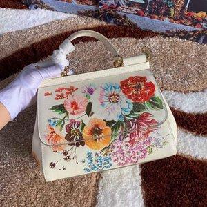2021 Neue Schultergurt KXGPN Qualität Frau Crossbody Leder Taschen Designer Reale Handtaschen Mode Taschen High Ljwem