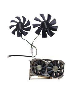 87mm GA92S2H 100mm GAA8S2H GAA8S2U 4Pin Cooler Fan for ZOTAC GTX 1060 1070 1080 Ti MINI HA Dual Graphic Card Cooling Fan