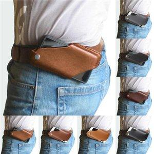 Link Keep Put Black Sac Men Taille de taille Sac Funny Pack Ceinture Hommes Chaîne pour la poche téléphonique