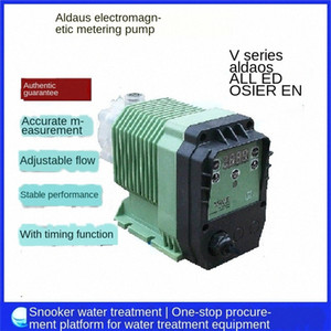 Elettromagnetico pompa dosatrice a membrana / portata pompa / acido e corrosione dosaggio resistente E6js #
