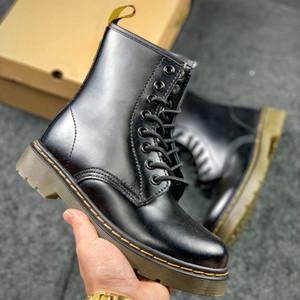 timberland 2020 Designer inverno Scarpe Martin Snow Boots delle donne degli uomini militari esterni Boot Blue Castagno Triple Black White Camo Escursionismo Sport taglio alto