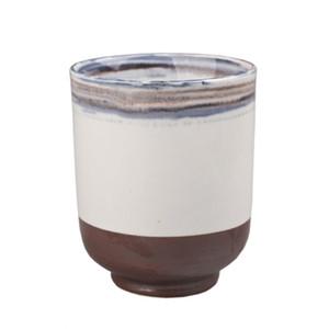Antique Coffee Milk Tea Cups Teaware Vintage Water Mug Coarse Pottery Tea Mug Drinkware Home Decor Tea Bowl Master Cup