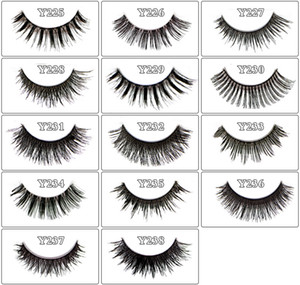 New design Red Cherry 3D False eyelashes 5 pairs pack 38 Styles Natural Long Professional makeup Big eyes High Quality