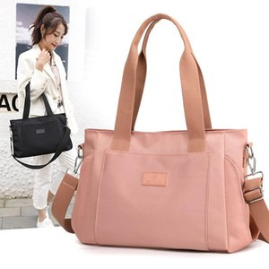 Nylon Women Top-handle Female Luxury Purse Beach Tote Handbags Messenger Bags Quality Designer Casual Shoulder Bag Crossbody Bag Gfxkb