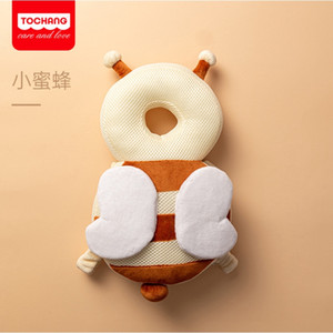 1-3T Toddler Baby Head Protector Safety Pad Cushion Back Prevent Injured Unicorn Bee Cartoon Security Pillows UPS