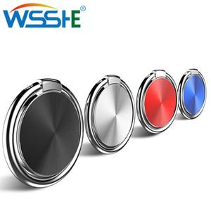 Tenedor de rotado de rotación de 360 grados delgado soporte de soporte de teléfono móvil para iPhone X 7 XS MAX CASE 6 TODO EL TELÉFONO DE COCHE SMART 8