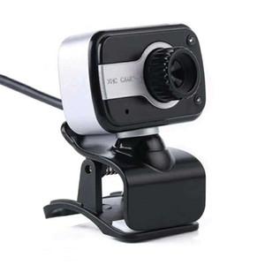 HD-Webcam mit MIC LED-Flash-PC-Desktop-Webkamera-CAM-Mini-Computer-Webkamera-CAM-Videoaufzeichnung Laufwerk-freie Webcams