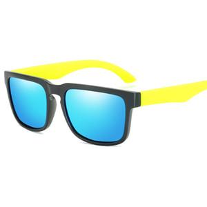 Men Polarized Sunglasses Classic Brand Design Retro Square Driving Sun Glasses For Men UV400 Shades Eyewear Oculos de sol
