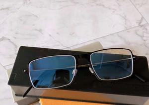 Black Mens Rugged Rectangle Eyeglasses Rectangle Prescription Glasses Sunglasses with box