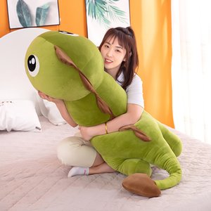 27 дюймов животные куклы Динозавр Big Eye Подушка Big Dinosaur плюшевых куклы 2020 распродажи подарка ребенка
