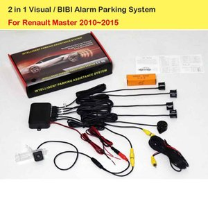 Usta için thehotcakes 2010 ~ 2020 - Araba Park Sensörleri + Geri Görüş Kamerası = 2 1 Görsel / Bibi Alarm Park Sistemi içinde