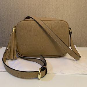 Sacs de sacs de luxe de haute qualité Sacs à main de luxe Portefeuille célèbre sac à main Femmes Tassel Bandbody Sac Sac à bandoulière en cuir Vintage