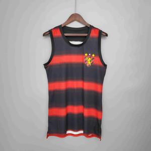 2020 2021 Sport Recife basketball vest home red away soccer jerseys Brazilian SPORT CLUB DO RECIFE 115 years white anniversary