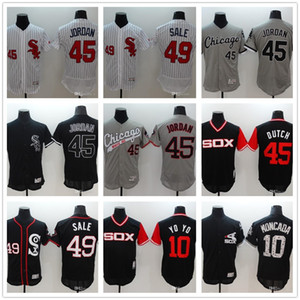 2020 Custom White Sox 72 Carlton Fisk # 79 Хосе Абреу 45 Майкл 35 Фрэнк Томас сшиты 20 21 бейсбол Джерси оптом