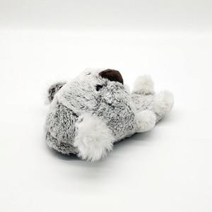 Koala Personalizzato Pantofole speciali Pantofole Pentole Legname Legname Shoes Anime Home Bambini Uomini Donne Inverno Neve Pantaffels Indoor Warm 210203