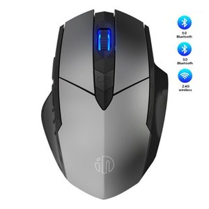 Mouse Wireless 2.4GHz Ergonomic Mice Mouse 4000DPI USB Receiver Optical Computer Gaming For Laptop PC1