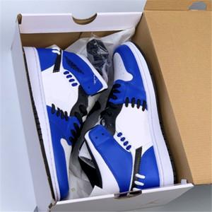 1 середина WMNS Sey Seastherhood 2.0 Спортивные кроссовки синий белый игрок королевские женщины и мужская обувь спортивная обувь скейтборд 1S