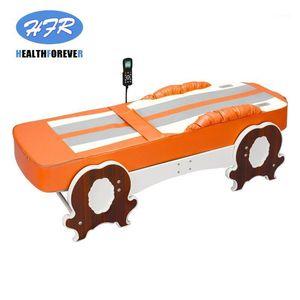 HFR-168-1G Coreia Elétrica S-Forma S Faixa Full Body Jade Thermal Aquecimento Massagem Roller Bed1