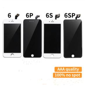 LCD للحصول على 6 6Plus 6S 6S plusTouch شاشة استبدال محول الأرقام الجمعية للحصول على 6 6S 6P 6SP شاشة LCD