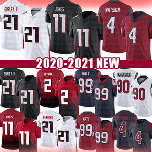 11 Julio Jones 21 Todd Gurley II 4 Deshaun Watson99 J.J. Watt Football Jersey 2 Matt Ryan 99 Jadeveon Cloweley Deion Sanders Jerseys