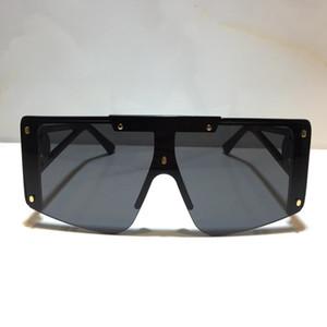 Luxury 4393 Новые популярные солнцезащитные очки для женщин Популярные моды Солнцезащитные очки УФ-защита УФ-защита Большое соединение Линзы Бесконечное Высокое качество Поставляется с PA