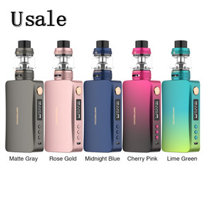 Vaporesso GEN S Kit 220W Mod with 8ml NRG-S Tank GT4 Meshed Coil 0.91' OLED Screen Vape Device 100% Original