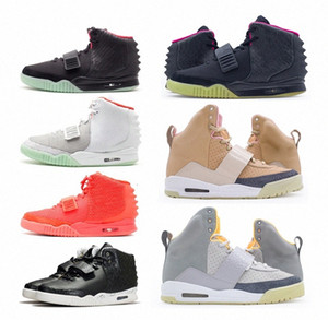 2021 Kanye NRG 2.0 SP October Sports Runner West Men Man Man Luminous Fluorence Sole Sneaker Octobers Athletic Trainers Casual Sho I08T #
