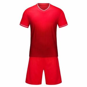 2020/2021 Llegue a Blank Soccer Jersey Personalizar Venta caliente 001 Top Calidad Secado rápido Camiseta Uniformes Jersey Camisetas de fútbol 020