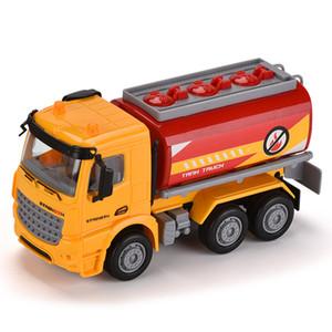 ABS véhicule jouet de construction en plastique pour enfant apprentissage voitures de secours friction cognition réservoir jouet cadeau camion