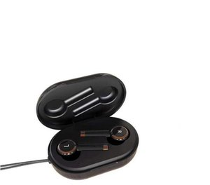 TWS V5.0 Bluetooth esporte gancho sem fio Fones de ouvido Headset 3D Headphone vs F9 para iphone 11 samsung s10