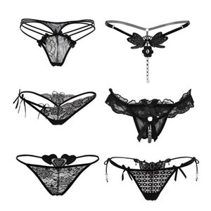 HAWCOAR 6pcs Sexy Panties for Women Lace Briefs Female Lingerie Underwear Female Intimates bragas para mujeres majtki damskie