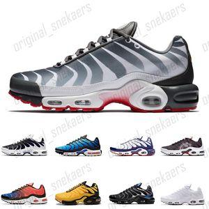 air max Tn Plus airmax vapormax Chaussures de course SE Ultra High Quality White Blue Sneakers Retro Tns Classic Baskets de sport de plein air