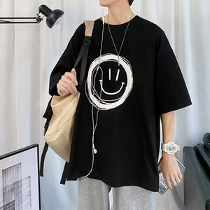 Fashion-SingleRoad Man's T-Shirt Men 2020 Summer Top Harajuku Graphic Tees Oversized Japanese Streetwear Yellow T Shirt Men Tshirt Male