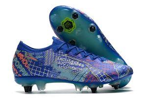 رجل جديد زئبقي 13 XIII النخبة SG-PRO AC CR7 رونالدو NJR نيمار جونيور المرأة بنين أحذية كرة القدم أحذية كرة القدم المرابط US6.5-11