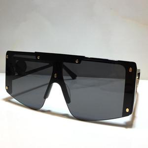 İle popüler moda güneş gözlüğü UV koruması büyük bağlantı mercek Çerçevesiz Üst Kalite Come kadınlar için 5188 tasarım güneş gözlüğü