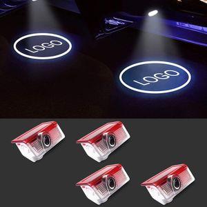 Benz Door Logo Light Projecteur LED 3D Shadow Ghost Lumière pour Mercedes-Benz A / C / E / E / ML / GL / GLE / GLS / GLA / M Symbole Emblème Step Step Lights