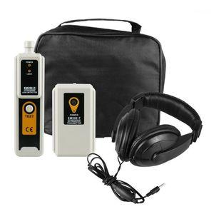 가스 감지 초음파 누출 감지기 송신기 압력 진공 시스템 탐지기는 공기 가스 진단 키트 LED 표시를 감지합니다.