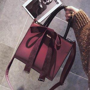 Aimiyoung Frauen Leder Handtaschen Lady Tote Bag Umhängetaschen Crossbody Taschen Für Frauen Messenger Bolsa Feminina Bolsos Mujer