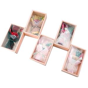 День Святого Валентина вечеринка Party 3 розовое мыло букет свадебные украшения подарок коробка рождественские рождественские рождения рождения для подруги жена DHD3911