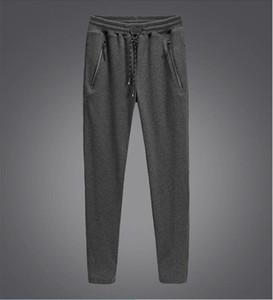 2020 Autumn New Men's Casual Sweatpants Solid High Street Trousers Men Joggers Men's Pants