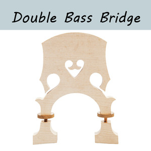 NAOMI Double Bass Bridge 1 2 3 4 4 4 Standard Maple Adjustable Standard Bridge Bass Violin Bridge