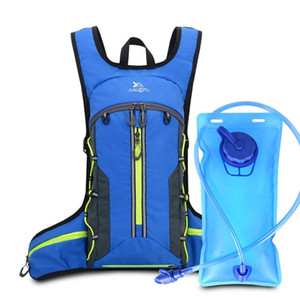 Outdoor sports Water Bag Cycling Bike Bicycle Backpack Water Pack travel Backpack TPU Pouch Hydration System for Hiking Climbing