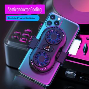 Cool Mobile Phone Radiator cooling Fan Cooler Usb Gamepad Holder For Redmi note 9 Huawei Iphone Samsung Smartphone Baseus