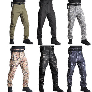 Hiking Pants Men Airsoft Quick Dry Trousers Mens Multicam Pants Camping Outdoor Pants Stretch Male Travel fishing trekking bbymQA homebag