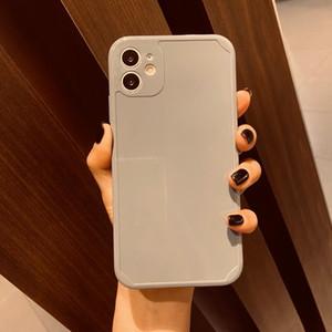 Pure Color Case для iPhone11Pro TPU защитная задняя крышка