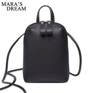 Mara'nın Dream Design Küçük Flap Çanta Mini Kadınlar Messenger Crossbody Çanta Sling Omuz PU Deri Çanta Cüzdanlar
